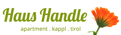 Haus Handle - Apartment in Kappl / Paznauntal / Tirol
